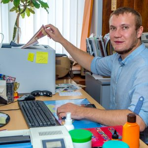 Павел Андреевич Бабкин