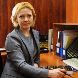 Оксана Владимировна Жаворонко
