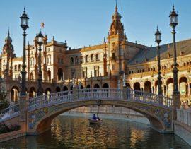 Испытайте УДАЧУ и выиграйте тур в Испанию!