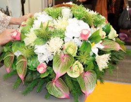 Конкурс для ритуальных флористов!