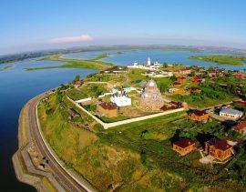 Экскурсия в Раиф + Храм Всех Религий + Свияжск