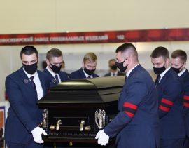КОНКУРС «ЛУЧШАЯ БРИГАДА похоронного обслуживания 2021»